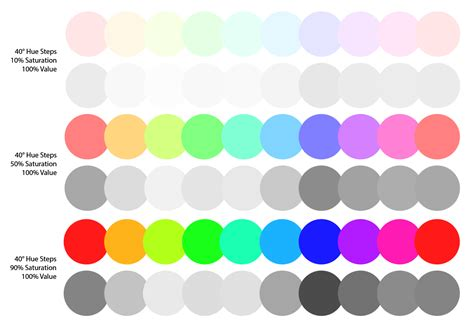 color for selecting colors suitable for color greyscale and black