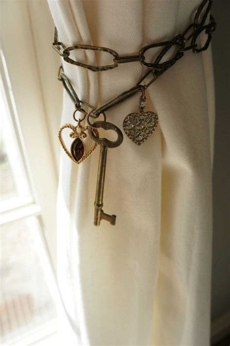 how to use curtain tie backs best 25 curtain tie backs ideas on pinterest tie backs