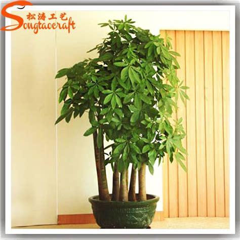 Tanaman Hias Artifisial Bonsai Bentuk Huruf Home 1 Set cina pemasok jenis tanaman hias indoor dekoratif buatan schefflera tanaman untuk dijual buy
