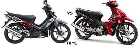 Bagasi Depan Motor Rr komparasi suzuki axelo s vs honda supra x 125r mercon motor