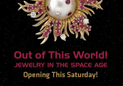 Out Of This World Without Any Space Influence In Sight by Carnegie Museum Of History Presents Out Of This
