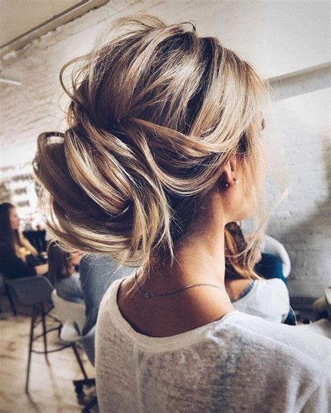 gorgeous updo wedding hairstyle inspiration