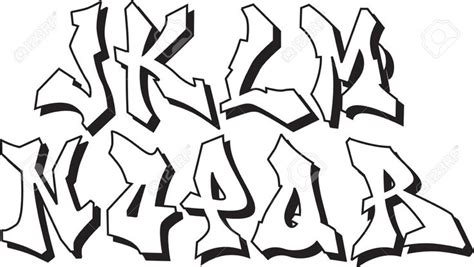 lettere alfabeto graffiti 17 best fonts images on
