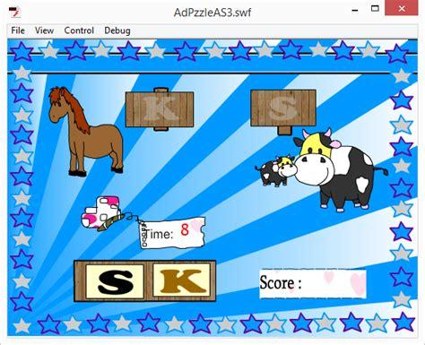membuat game puzzle catatan adde membuat game puzzle dengan waktu dan score as3