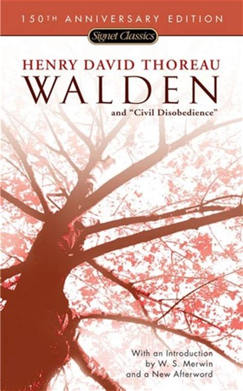 walden book analysis walden and civil disobedience