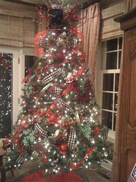 traditional christmas tree my favorite holiday