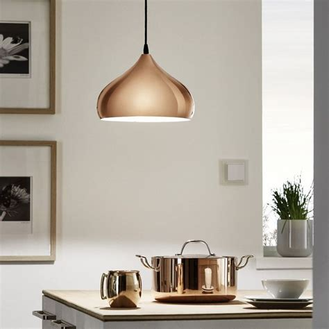 1000 ideas about copper pendant lights on