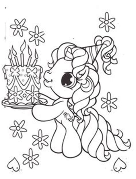 my little pony happy birthday coloring page 1000 images about my little pony on pinterest my little