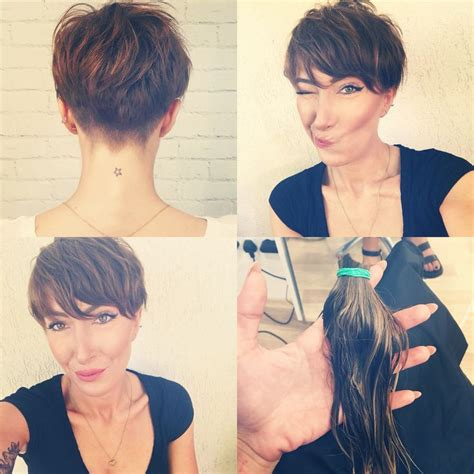 pixie hairstyles front and back 25 best ideas about brown pixie cut on pinterest choppy