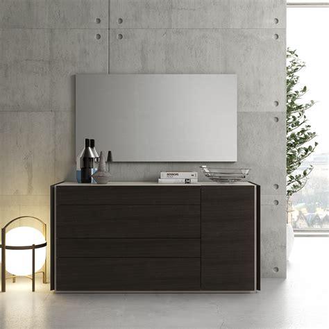 Porto Light Grey Lacquer Wenge 5 Pc Premium Bedroom Set Bedroom Dressers And Nightstands