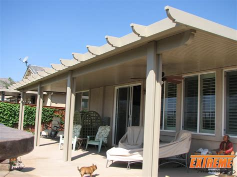 Aluminum Patio Covers Portland Oregon; Patio Roofs With