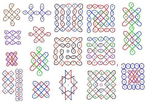 dot pattern rangoli designs 103 best kolam images on pinterest dot rangoli indian