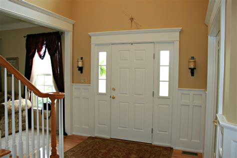 Mission Style Wainscoting Wainscoting