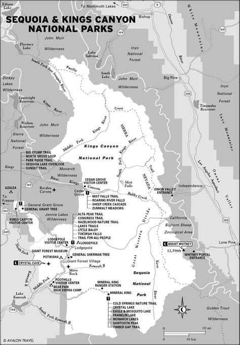 sequoia national park map 17 best images about our 2014 and sequoia vacation on lakes poster and