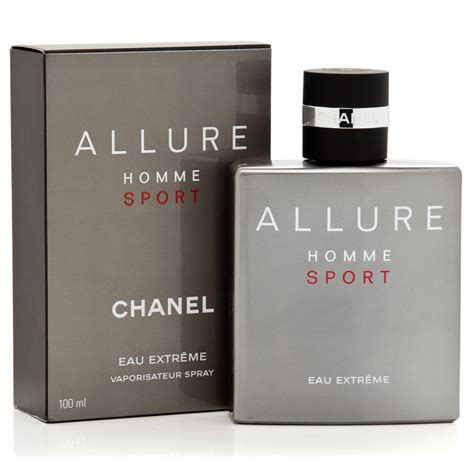 Parfum Original Chanel Homme Sport Eau Edt 100ml chanel homme sport 100ml edp for