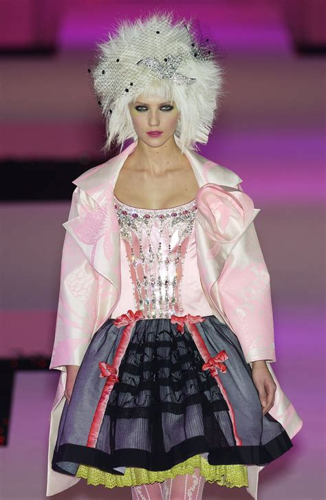 Runway Report Christian Lacroix Couture by Christian Lacroix At Couture 2003 Livingly
