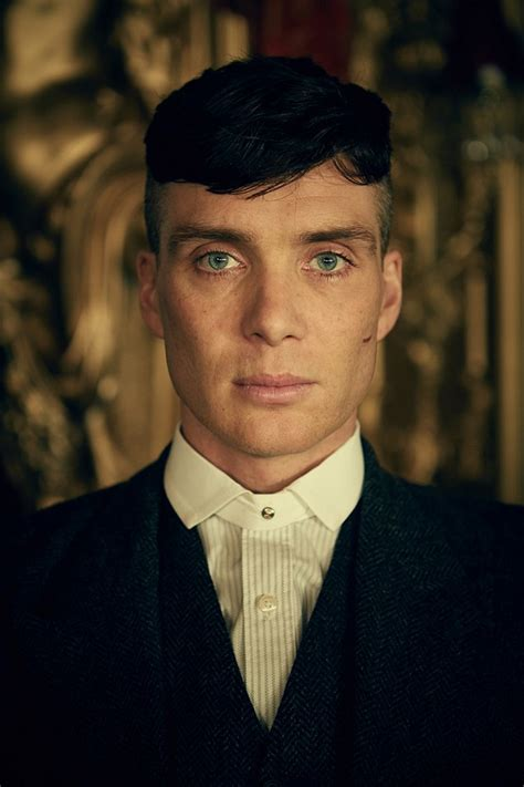tommy shelby haircut cillian murphy cuts a dapper figure at the peaky blinders