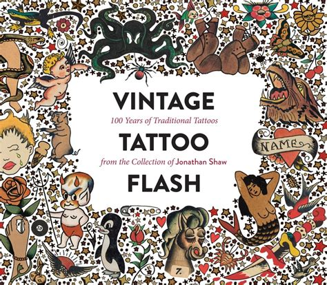 tattoo flash books vintage flash 100 years of traditional tattoos