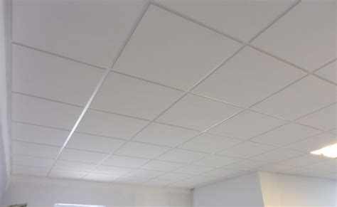Grid False Ceiling Materials Suspended Ceiling Installation Manchester Gridpart Interiors