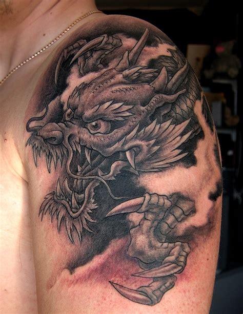 dragon tattoo nyc japanese tattoo dragon george bardadim tattoos nyc
