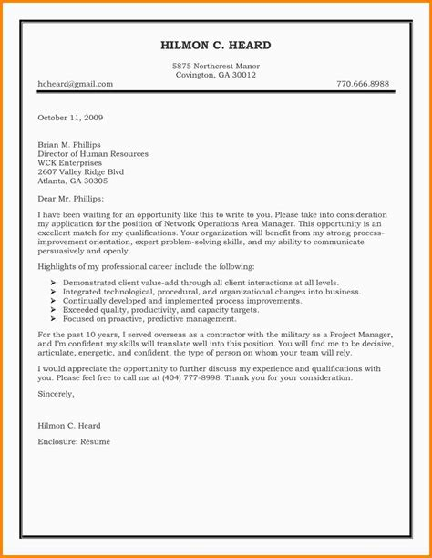 cover letter exles for position application letter template for teaching