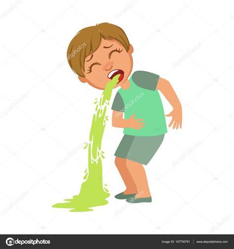 imagenes animadas vomitando ni 241 o enfermo v 243 mitos kid sentir malestar debido a la