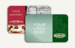 Carrabba S Gift Card Balance - object moved