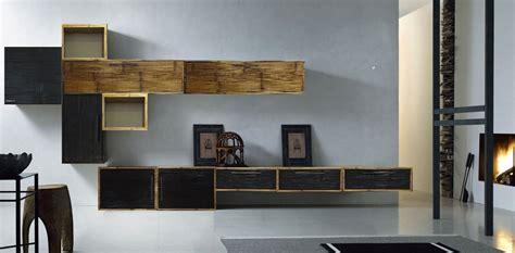 soggiorni legno soggiorno etnico moderno in legno e crash bambu