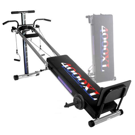 bayou fitness total trainer 4000 xl home 846291000868
