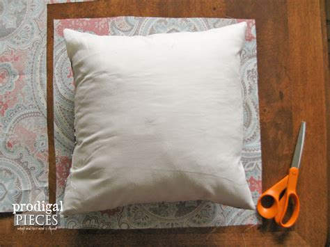 diy outdoor pillows on a budget prodigal pieces