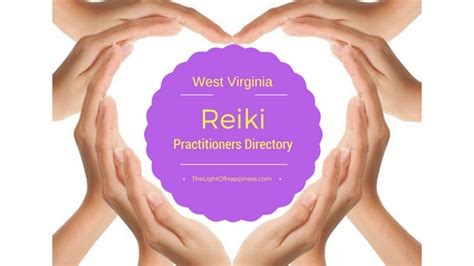west virginia reiki practitioners directory  find