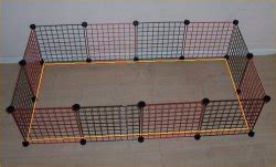 Kandang Pagar Ace Hardware how to make a guinea pig cage cubes and coroplast c c