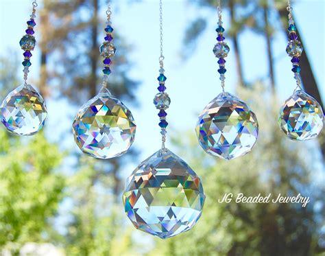 crystal prisms for suncatcher crystal prisms jg beads