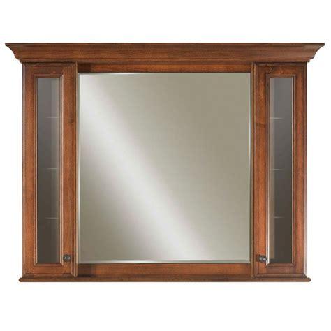 bathroom vanity medicine cabinet mirror water creation spain 48 in x 40 in surface mount