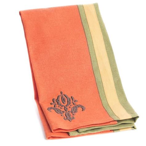 Kitchen And Bath Towels Tuscan Sun Damask Cloth Dish Towel Kitchen Towels