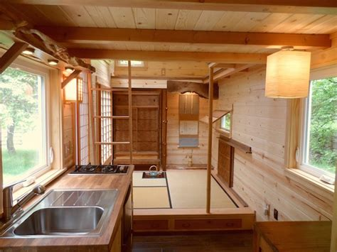 japanese tiny house design adorable tiny cottage is a japanese inspired teahouse on wheels tea house cottage by