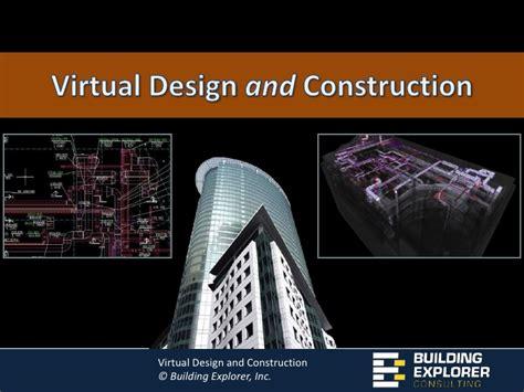 virtual decorator construction technology virtual design and construction