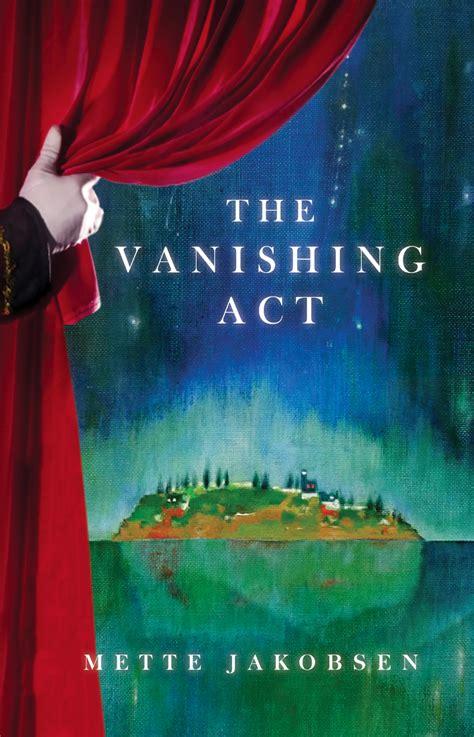vanishing acts the vanishing act erin morgenstern