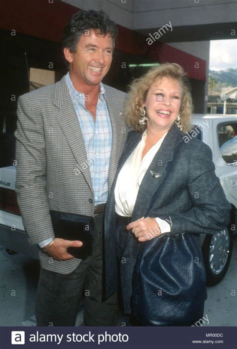 patrick duffy wife carlyn rosser los angeles ca march 5 actor patrick duffy and wife