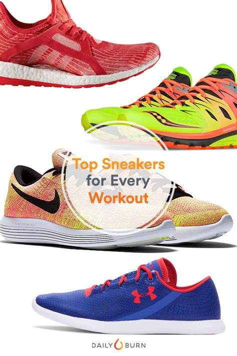 best workout sneakers the 14 best sneakers for every type of workout daily burn