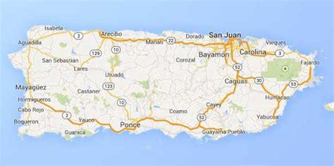 fajardo resort map maps map