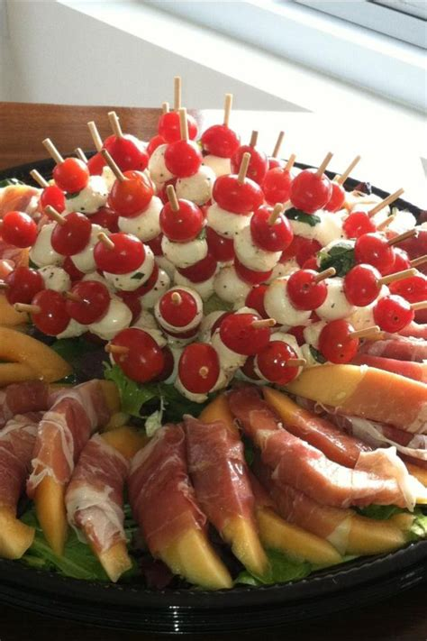 beautiful appetizers fruit cheese appetizer beautiful receta cherry tomatoes trays and fruit