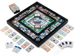 Painting On Faux Leather - monopoly the most luxury editions pashion flower