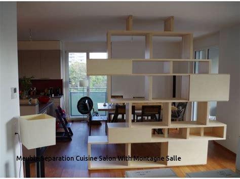 separation cuisine salle a manger meuble separation cuisine salon best separation salle a