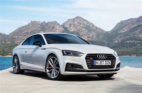 2017 audi a5 s5 now on sale in australia from 69 900