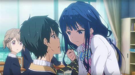 anime romance school life 2018 la adaptaci 243 n al anime masamune kun no revenge desvela las