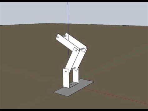 google sketchup robot tutorial full download disen o de un robot con google sketchup