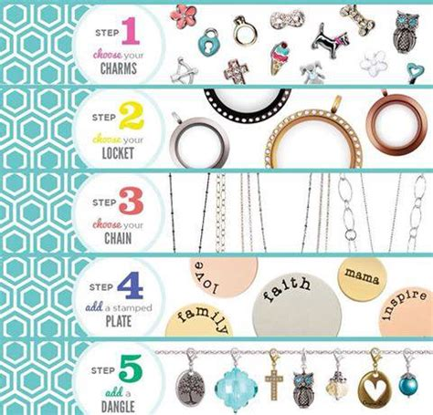 Origami Owl Steps - origami owl review giveaway confessions of a mommyaholic