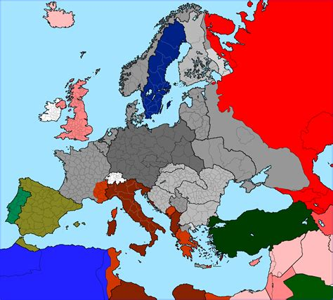 map of europe 1942 otl standard maps of europe page 3 alternate history
