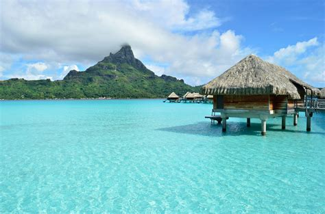 fiji accommodation bungalow water the world s best water bungalows seriously travel
